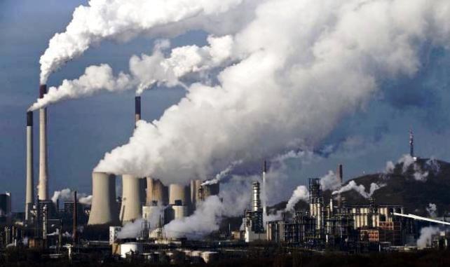 10+ Thực trạng ô nhiễm không khí tại các khu công nghiệp hiện nay