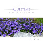 Quietime: Be Still