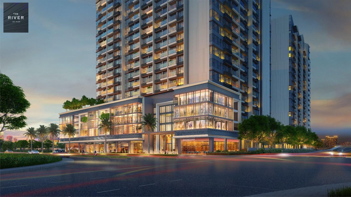 City Garden Thủ Thiêm ký kết hợp tác với 4 nhà phân phối lớn cho Hudson Tower thuộc dự án The River  - Ảnh 4