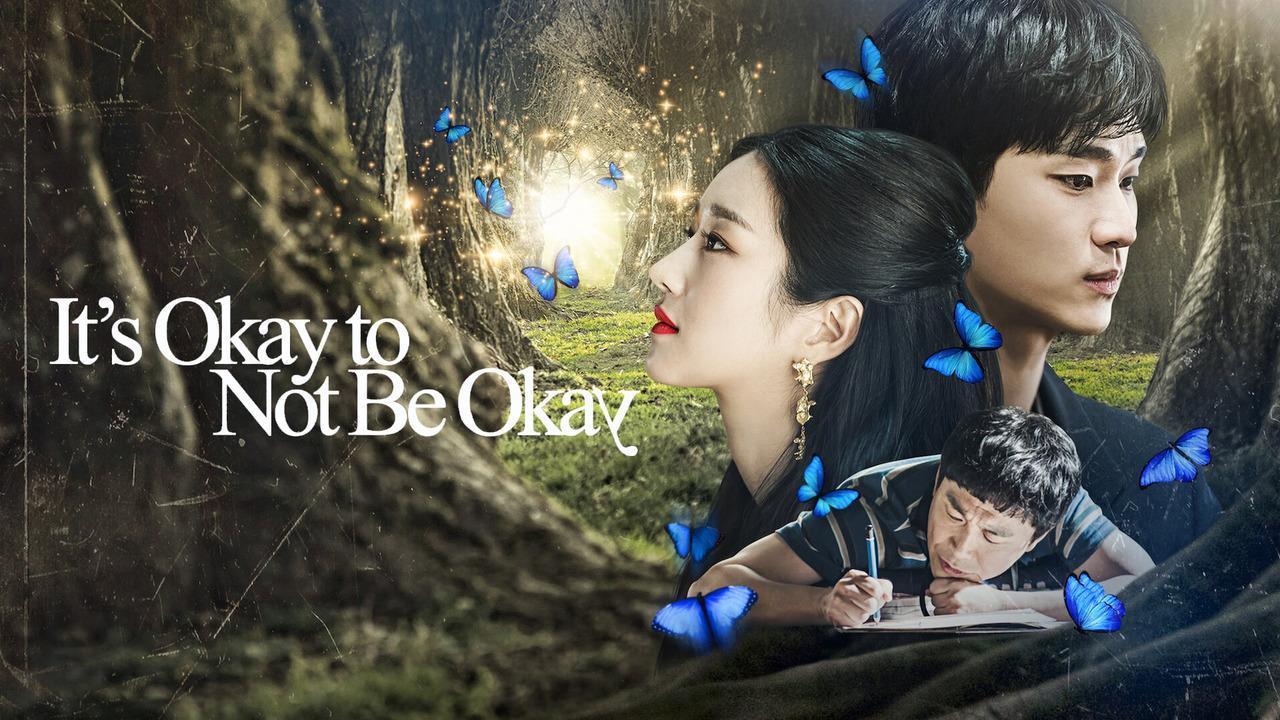 romantic comedy korean drama it's okay not to be okay
