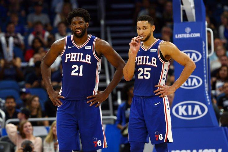 The internet is obsessed with trading Joel Embiid or Ben Simmons. Here's  why it would ruin the Sixers | PhillyVoice