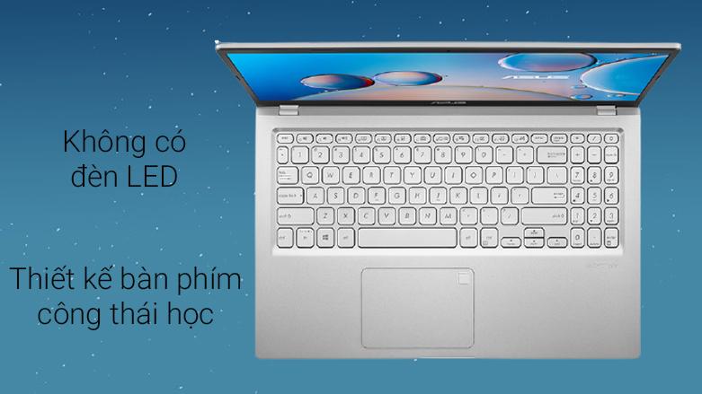 Laptop ASUS Vivobook X515EP- EJ006T | Thiết kế màn phím công thái học