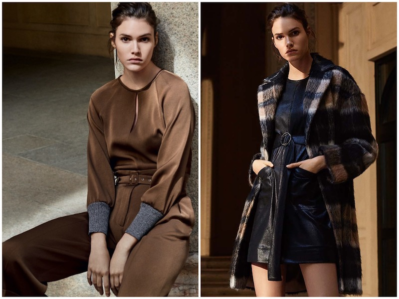 Итальянский бренд Marella — раскованность и разнообразие стилей