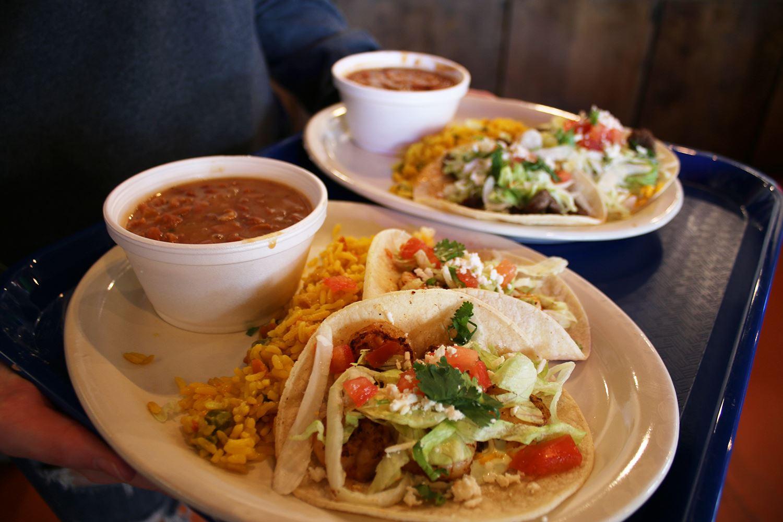 Tex-Mex Tacos are a Mesquite staple