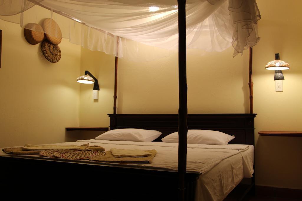 phòng ngủ Gite Nam Hien Mekong homestay