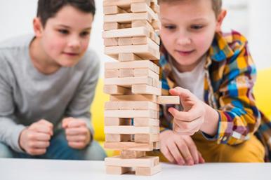 Los 6 mejores juegos de mesa para niños
