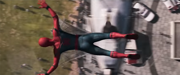 Spider-Man: Homecoming Official Trailer Review Easter Eggs