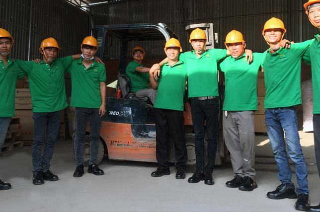Dịch vụ vận chuyển hàng đi Bình Định uy tín nhất