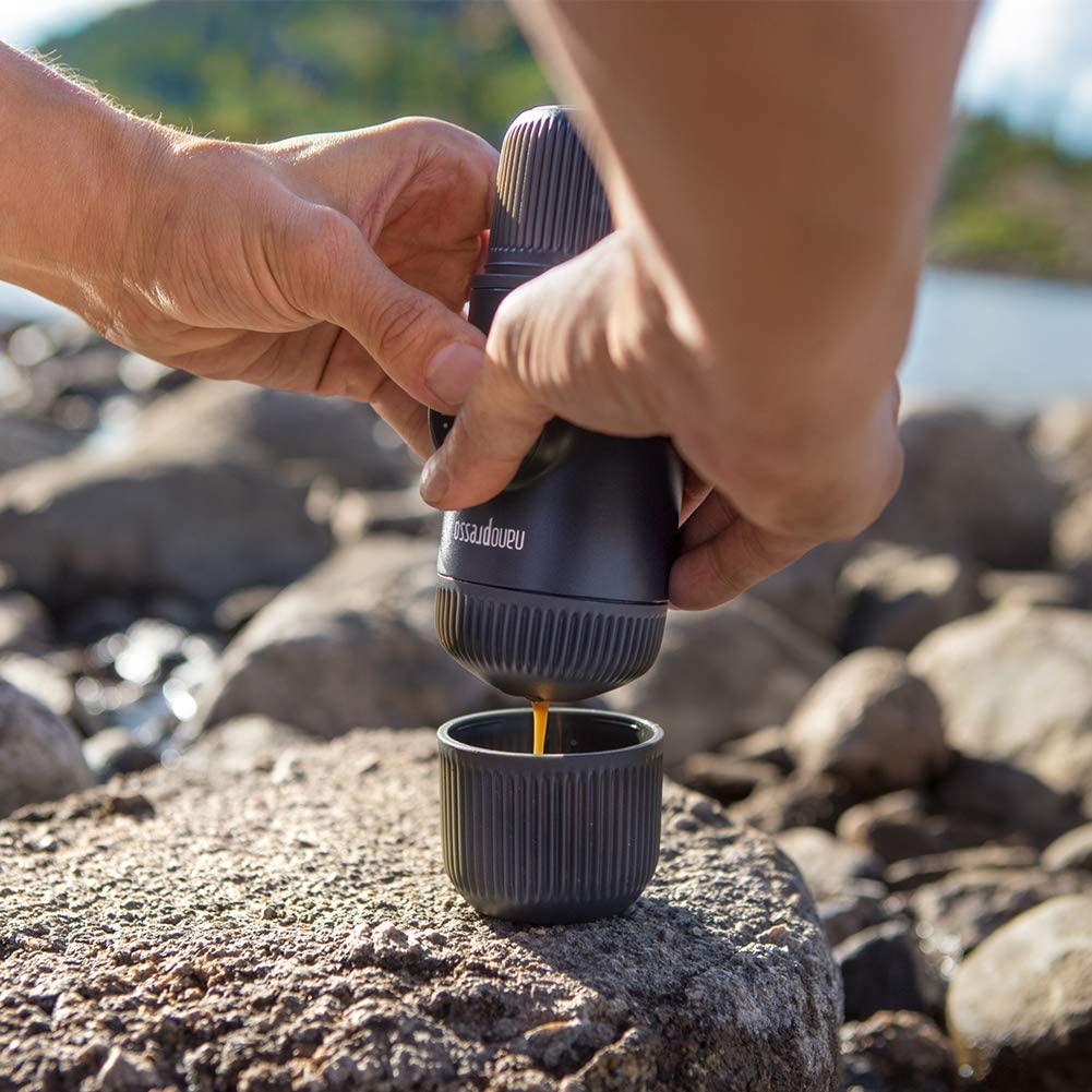 nanopresso expresso maker for hiking