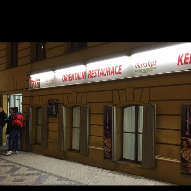 Barakat Prague halal