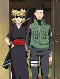 Temari and Shikamaru (con imágenes) | Personajes de naruto ...