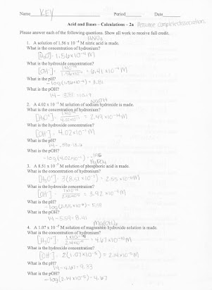 Modern chemistry chapter 6 homework 6 7 answers