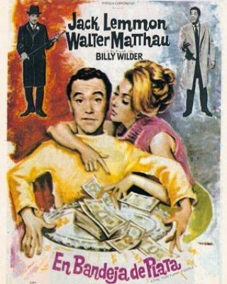 En bandeja de plata (1966, Billy Wilder)