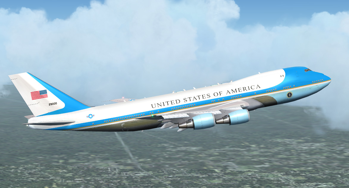 Billedresultat for air force one