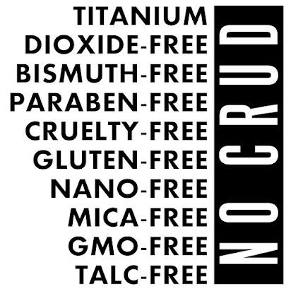 Titanium Dioxide Free Organic Makeup