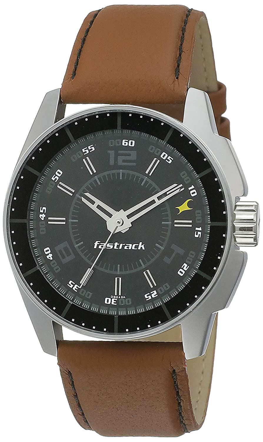 Fastrack NK3089SL05 Black Magic Analog Men Watch