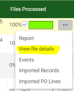 Alma Digital : import errors and how to find them - Ex Libris