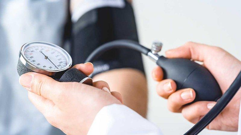 Hình ảnh minh họa đo huyết áp