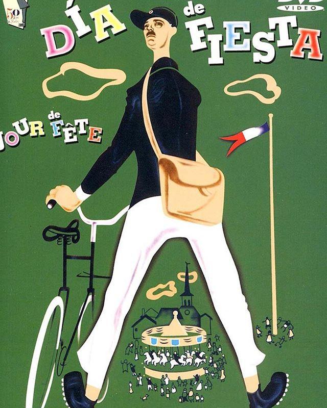 Día de fiesta (1949, Jacques Tati)