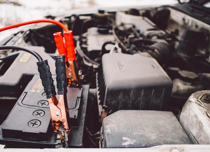 repairing or replacing the car battery