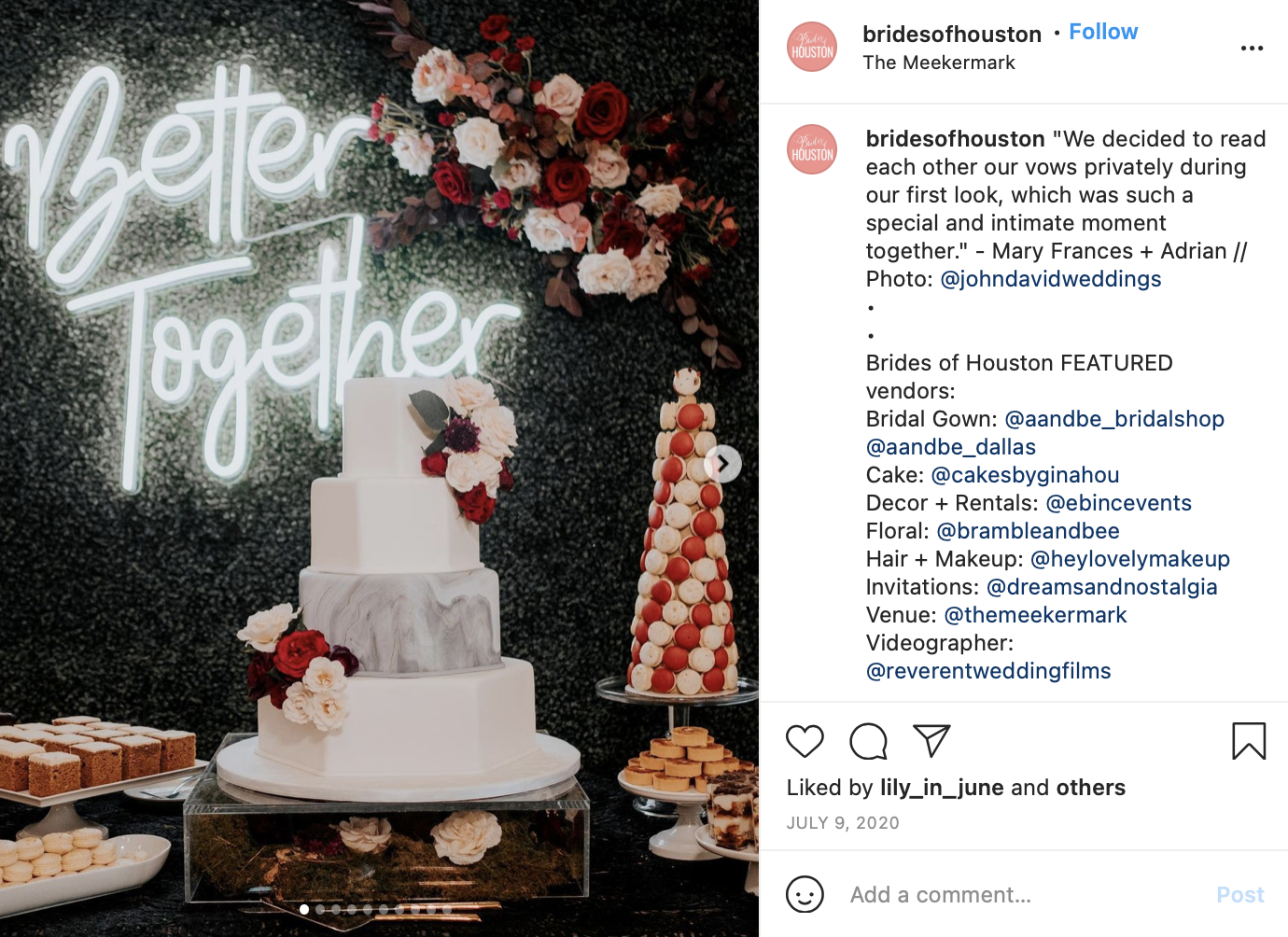 burgundy, white, and dark brown wedding cake table