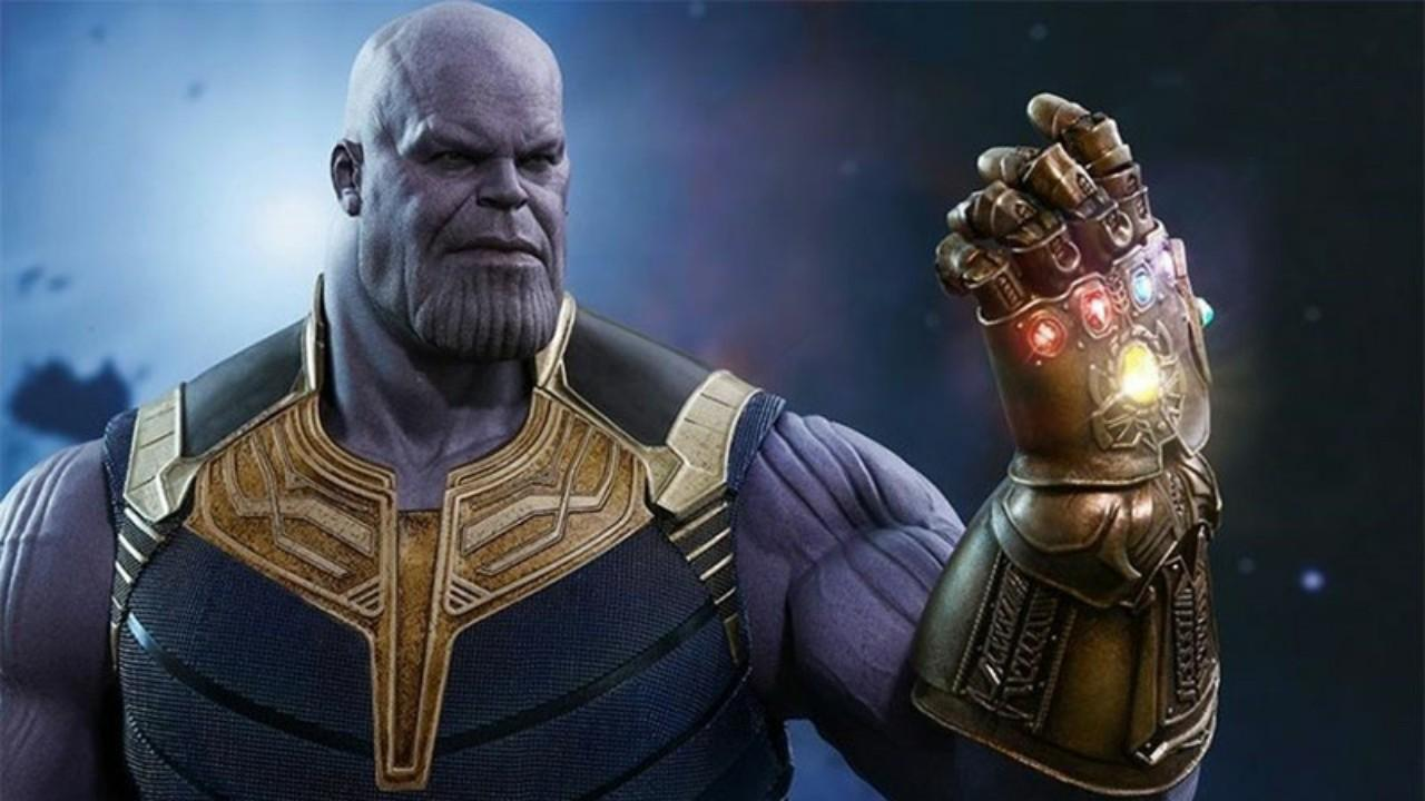 """Thanos and his plan to """"save"""" the universe"""