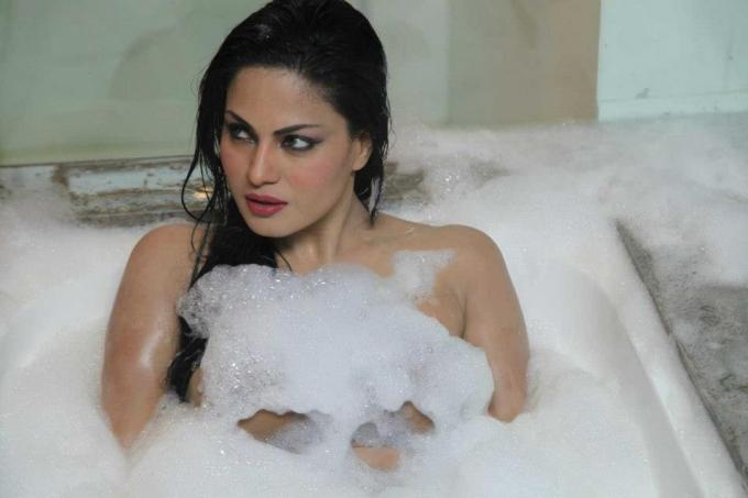 1. Veena Malik