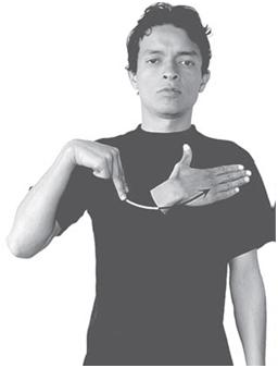 Lenguaje de señas nuestro
