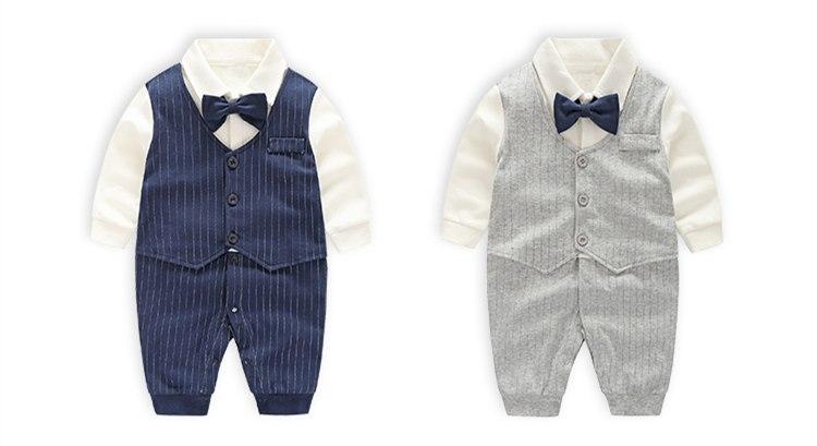 Ubranka do chrztu dla chłopca na wiosnę: 20+ modeli modne w sklepie z ubrankami internetowym20