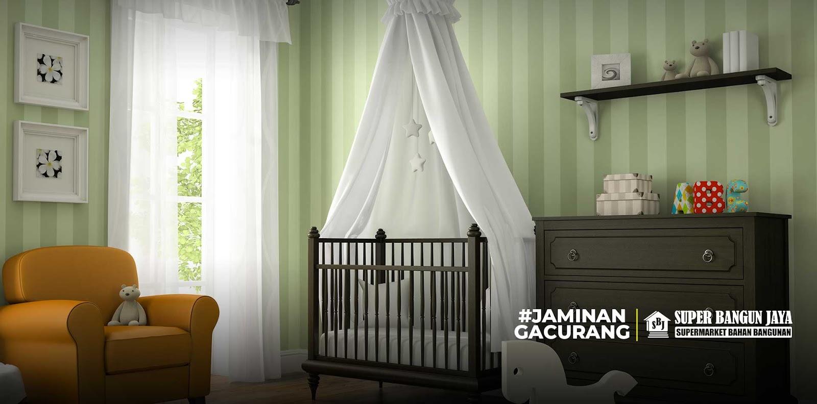warna cat kamar tidur yang menenangkan - Super Bangun Jaya