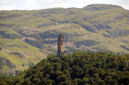 National Wallace Monument Feature Page on Undiscovered Scotland