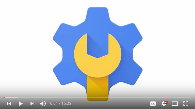 What's New for G Suite Admins video opening screen