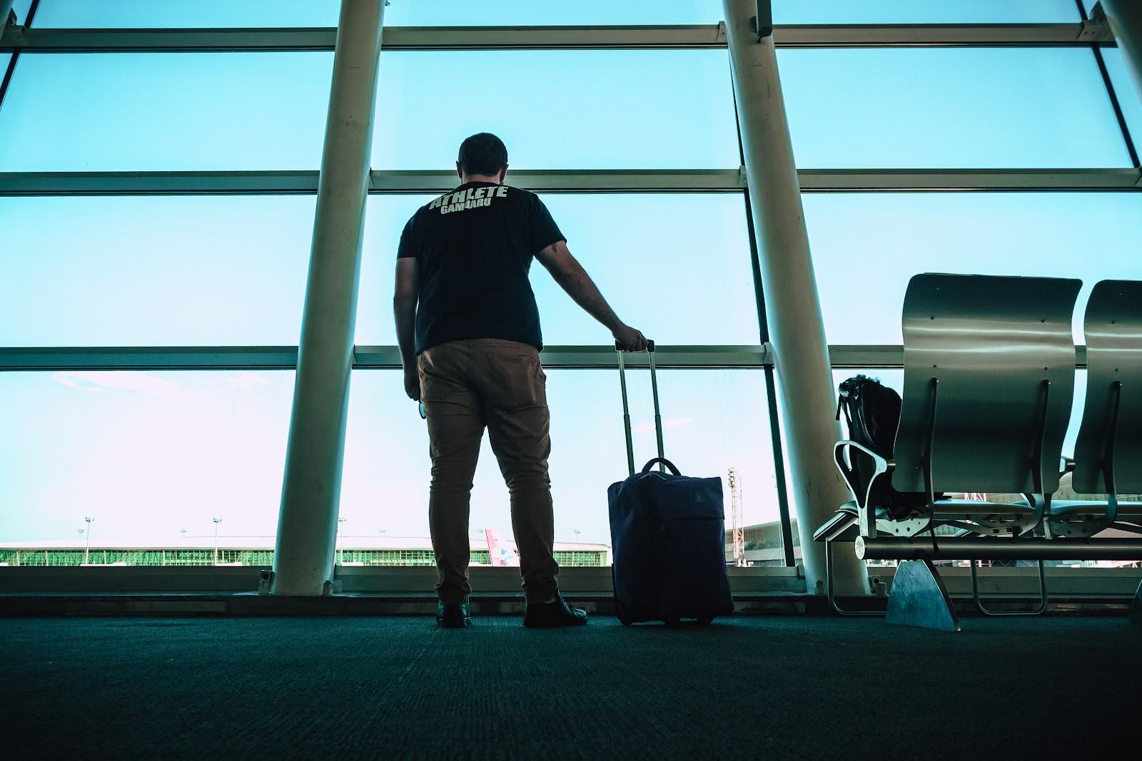 印度行李檢查