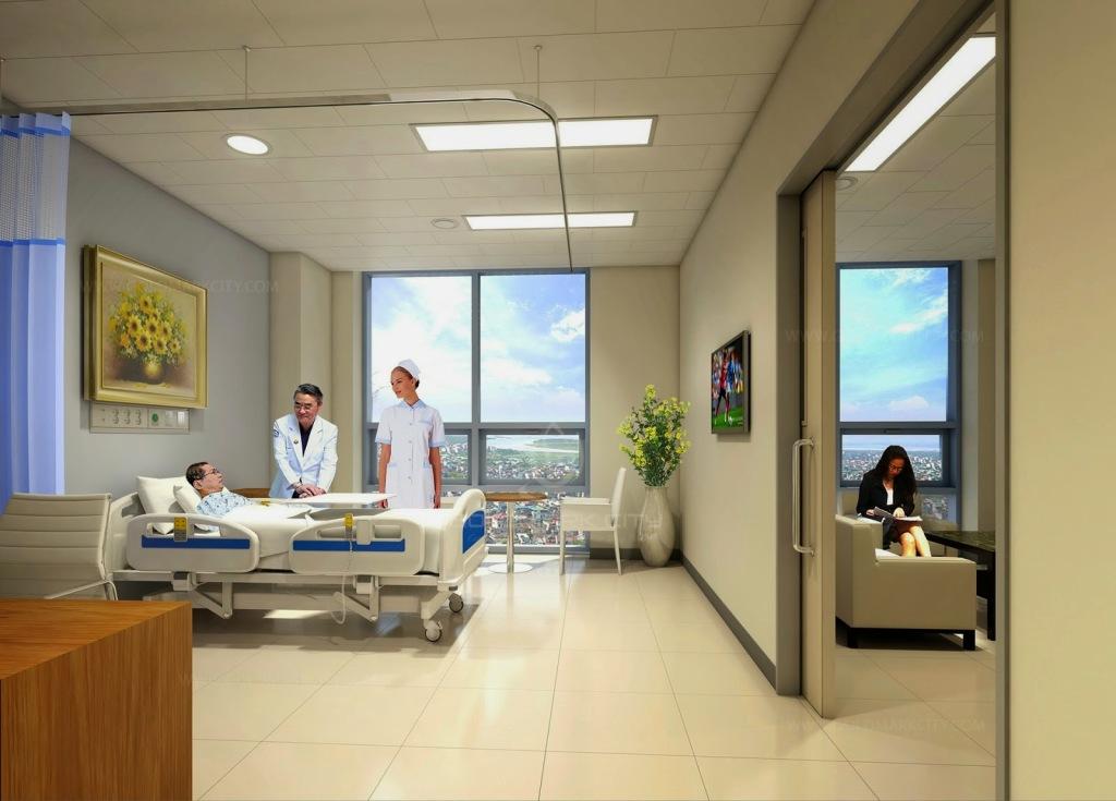 Bệnh viện đa khoa tiêu chuẩn quốc tế tại Goldmark City
