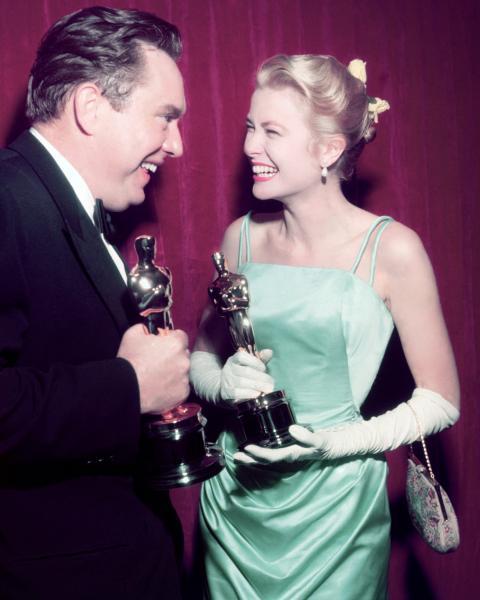 Grace Kelly, 1955 Academy Awards