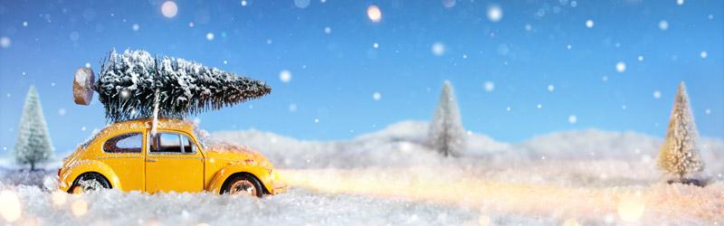 Bien préparer sa voiture pour rouler en hiver