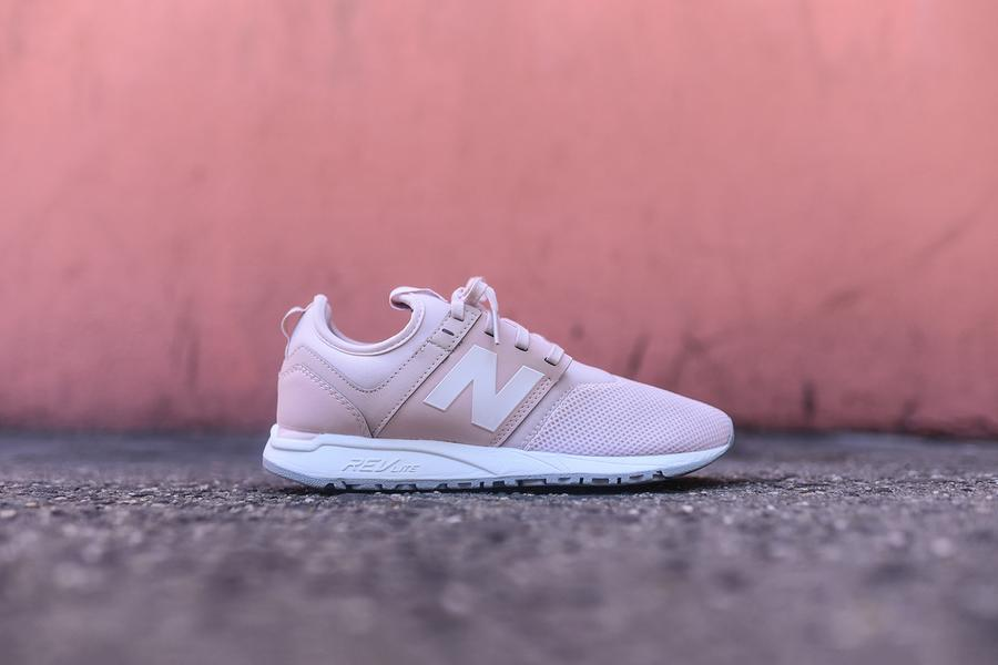 new balance 247 classic baby pink