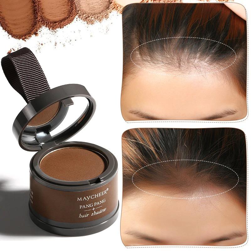 Instant Hair Volumizing Cover Up Powder Shadow Waterproof Hair Line Edge  Makeup | eBay