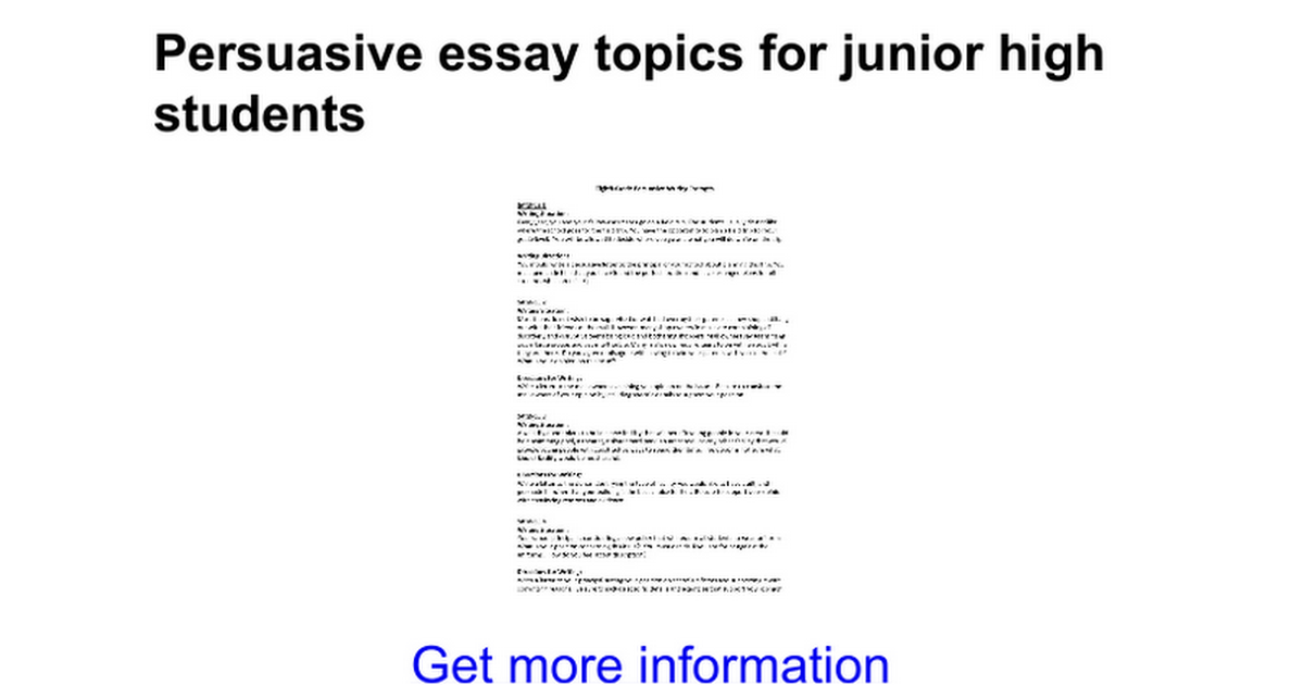 Compare And Contrast Essay Topics For High School  Proposal Essays also Proposal Essay Ideas Christian Critical Thinking Curriculum Critical Thinking And  Types Of English Essays