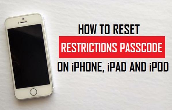 iOS Restriction Passcode Cracker