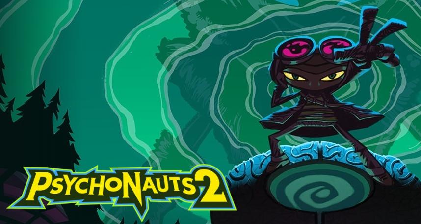Psychonauts 3 Banner