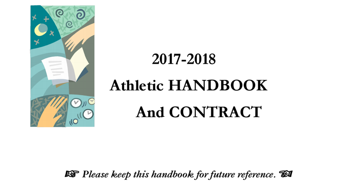 athletic hand book thesis Im a ms candidate in exercise and sport studies i was diagnosed in january this year and it inspired me to write a thesis/special studies that could be distributed to athletes everywhere as a guide to living, training, and performing with celiac disease.