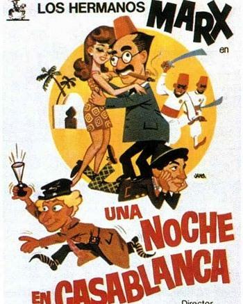 Una noche en Casablanca (1946, Archie Mayo)