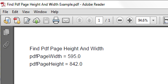 JavaMadeSoEasy com (JMSE): How to Find Pdf Page Height And Width in java