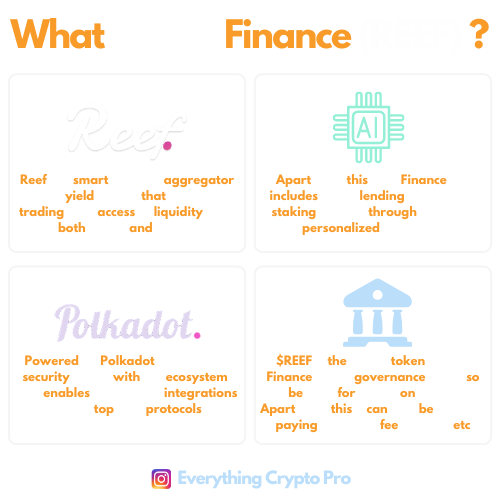 A Quick Overview of Reef Finance