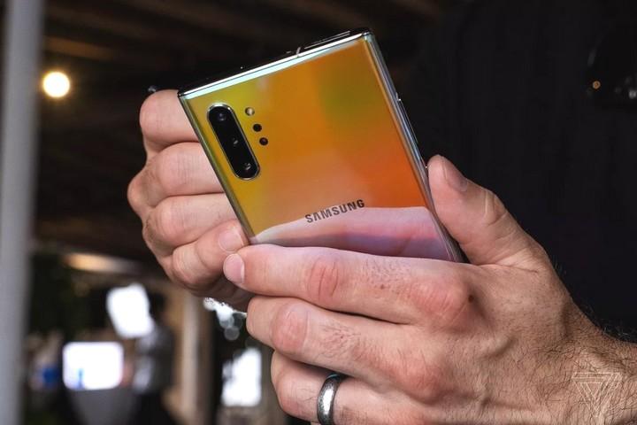 Tính năng Camera depthvision trên Galaxy Note 10 có công dụng gì ?