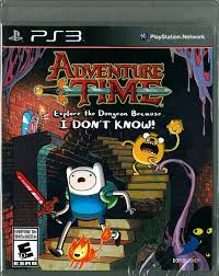 Adventure Time Explore The Dungeon Because I DONT KNOW .jpeg
