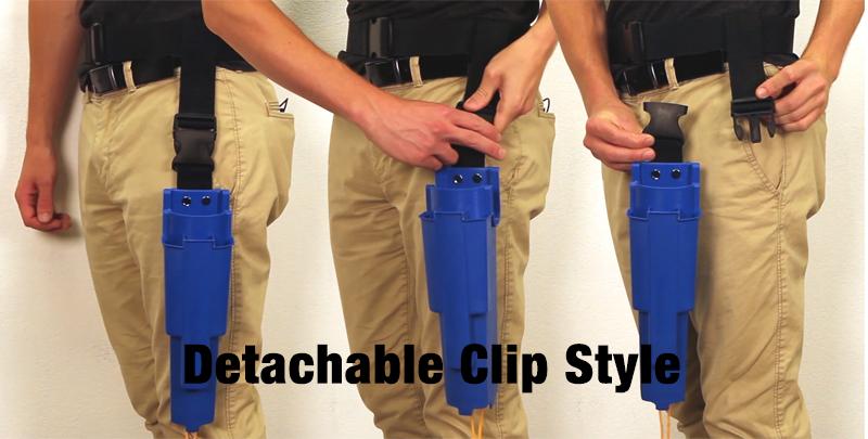 Detachable Clip Style