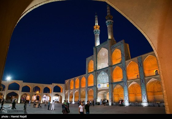 Amirchakhmaq - Essence of Iran Tour