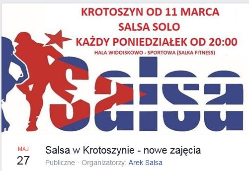 Salsa w Krotoszynie